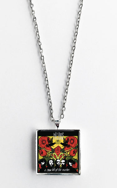 Incubus - A Crow Left of the Murder - Album Cover Art Pendant Necklace - Hollee