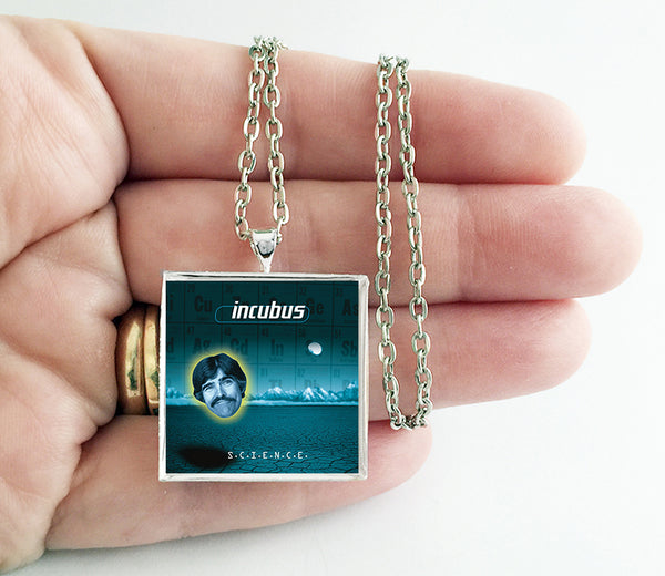 Incubus - Science - Album Cover Art Pendant Necklace - Hollee
