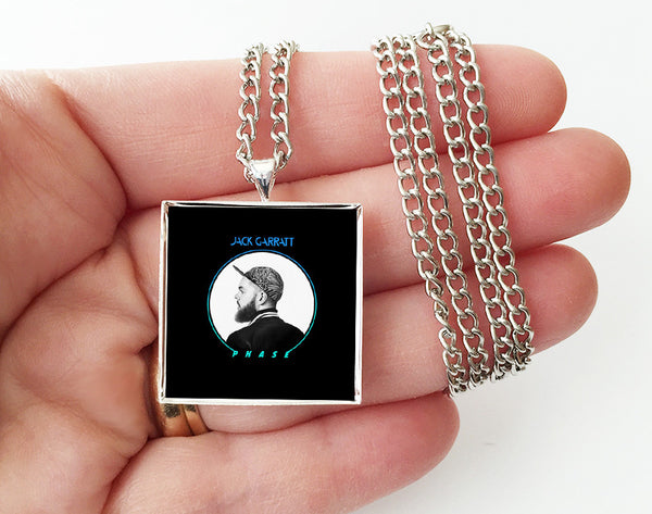 Jack Garratt - Phase - Album Cover Art Pendant Necklace - Hollee