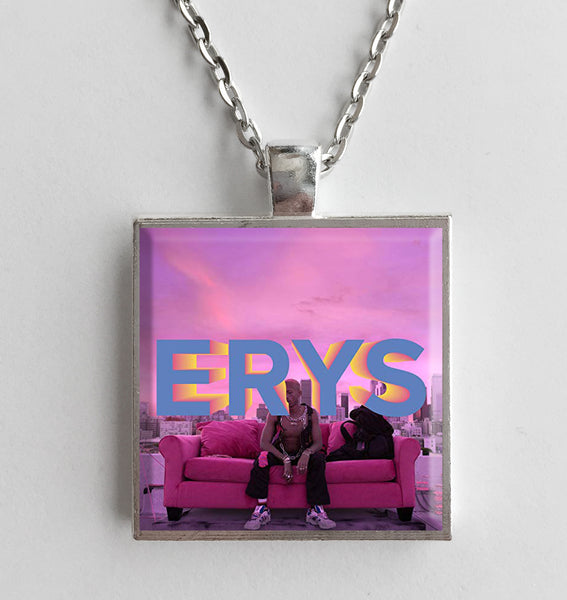 Jaden Smith - Erys - Album Cover Art Pendant Necklace - Hollee