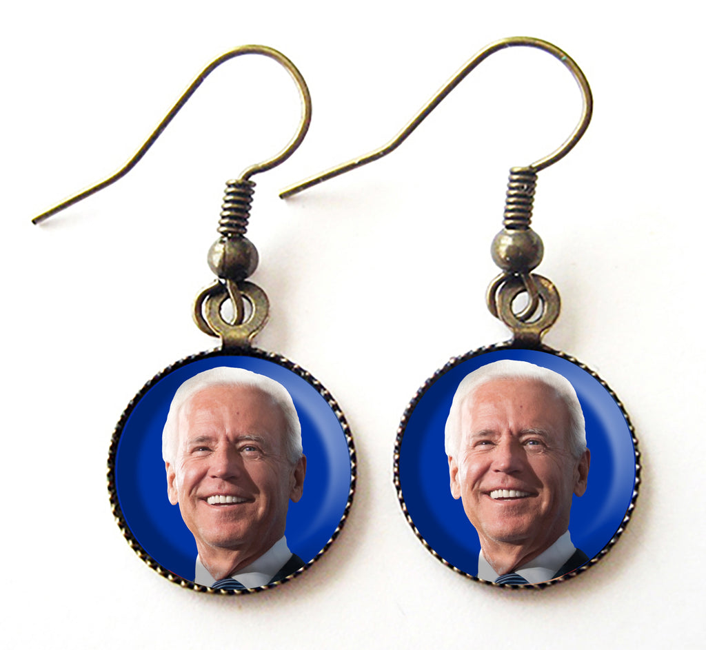 Joe Biden for President Campaign Earrings - Hollee