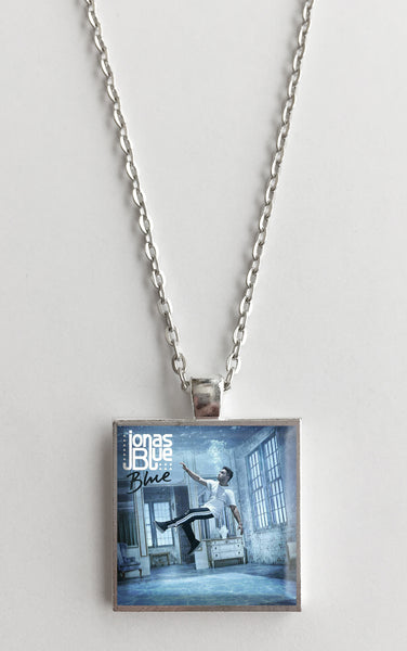 Jonas Blue - Blue - Album Cover Art Pendant Necklace - Hollee