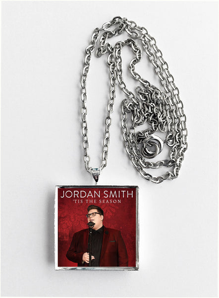 Jordan Smith - Tis the Season - Album Cover Art Pendant Necklace - Hollee