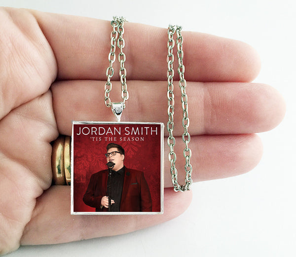Jordan Smith - Tis the Season - Album Cover Art Pendant Necklace