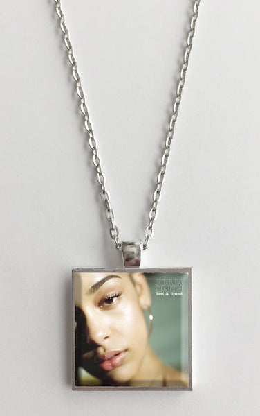 Jorja Smith - Lost & Found - Album Cover Art Pendant Necklace - Hollee