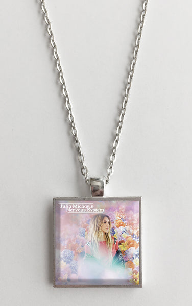 Julia Michaels - Nervous System - Album Cover Art Pendant Necklace - Hollee
