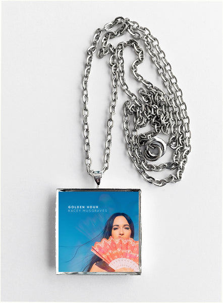 Kacey Musgraves - Golden Hour - Album Cover Art Pendant Necklace - Hollee
