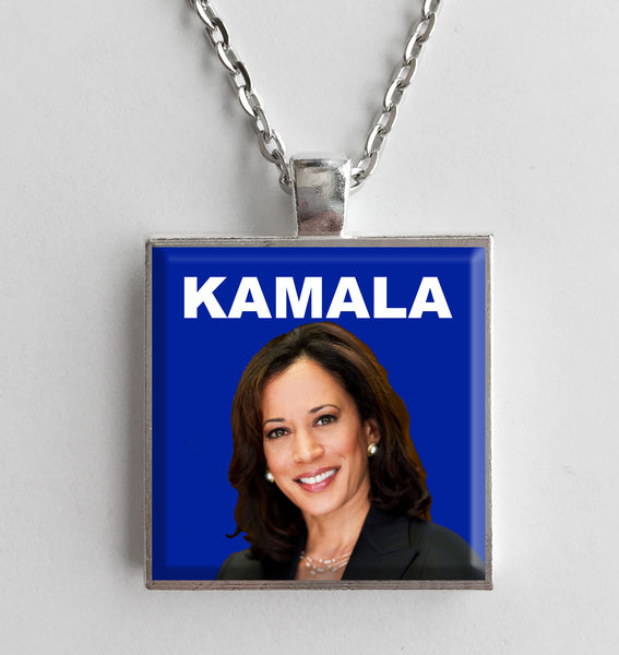 Kamala Harris for President Campaign Pendant Necklace