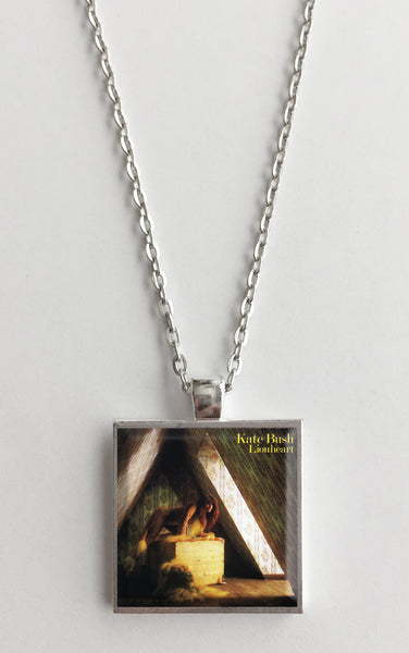Kate Bush - Lionheart - Album Cover Art Pendant Necklace