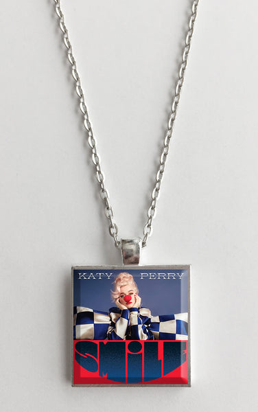 Katy Perry - Smile - Album Cover Art Pendant Necklace - Hollee