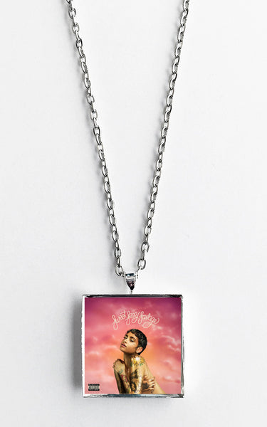 Kehlani - SweetSexySavage - Album Cover Art Pendant Necklace - Hollee