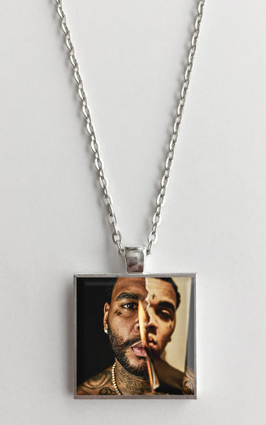 Kevin Gates - I'm Him - Album Cover Art Pendant Necklace - Hollee