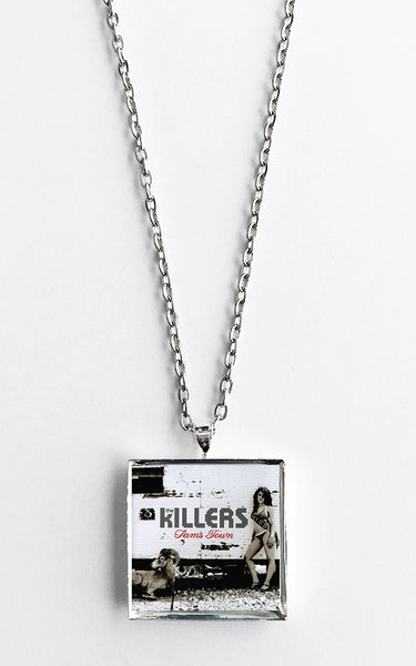 The Killers - Sam's Town - Album Cover Art Pendant Necklace - Hollee