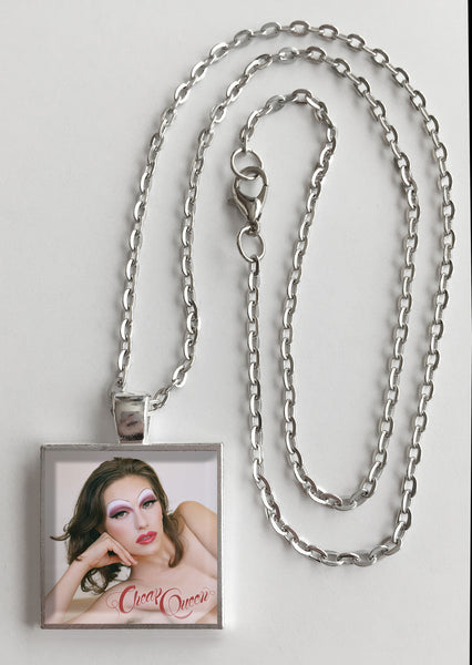 King Princess - Cheap Queen - Album Cover Art Pendant Necklace - Hollee