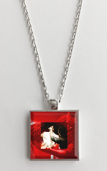 Kodak Black - Dying to Live - Album Cover Art Pendant Necklace - Hollee