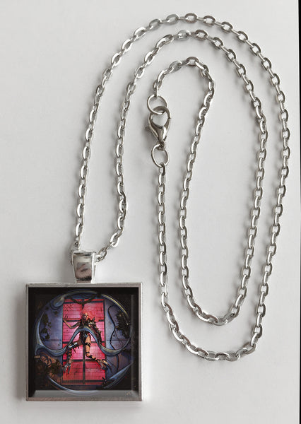 Lady Gaga - Chromatica - Album Cover Art Pendant Necklace - Hollee