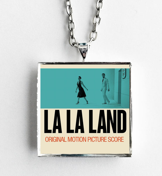 La La Land - Film Score - Album Cover Art Pendant Necklace