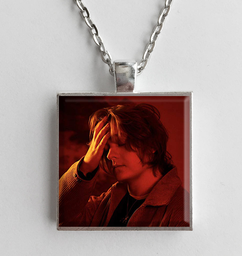 Lewis Capaldi - Divinely Uninspired to a Hellish Extent - Album Cover Art Pendant Necklace - Hollee