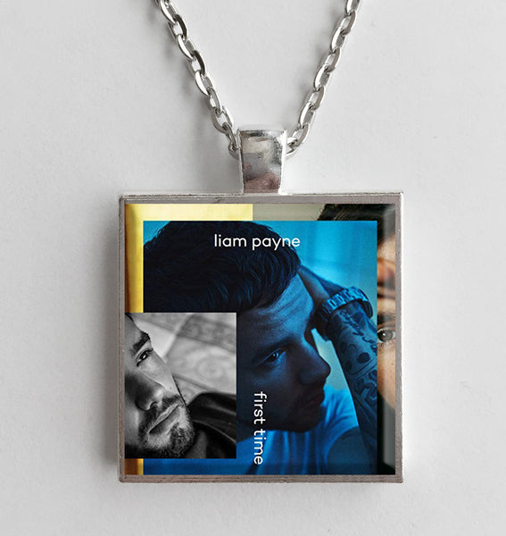 Liam Payne - First Time - Album Cover Art Pendant Necklace