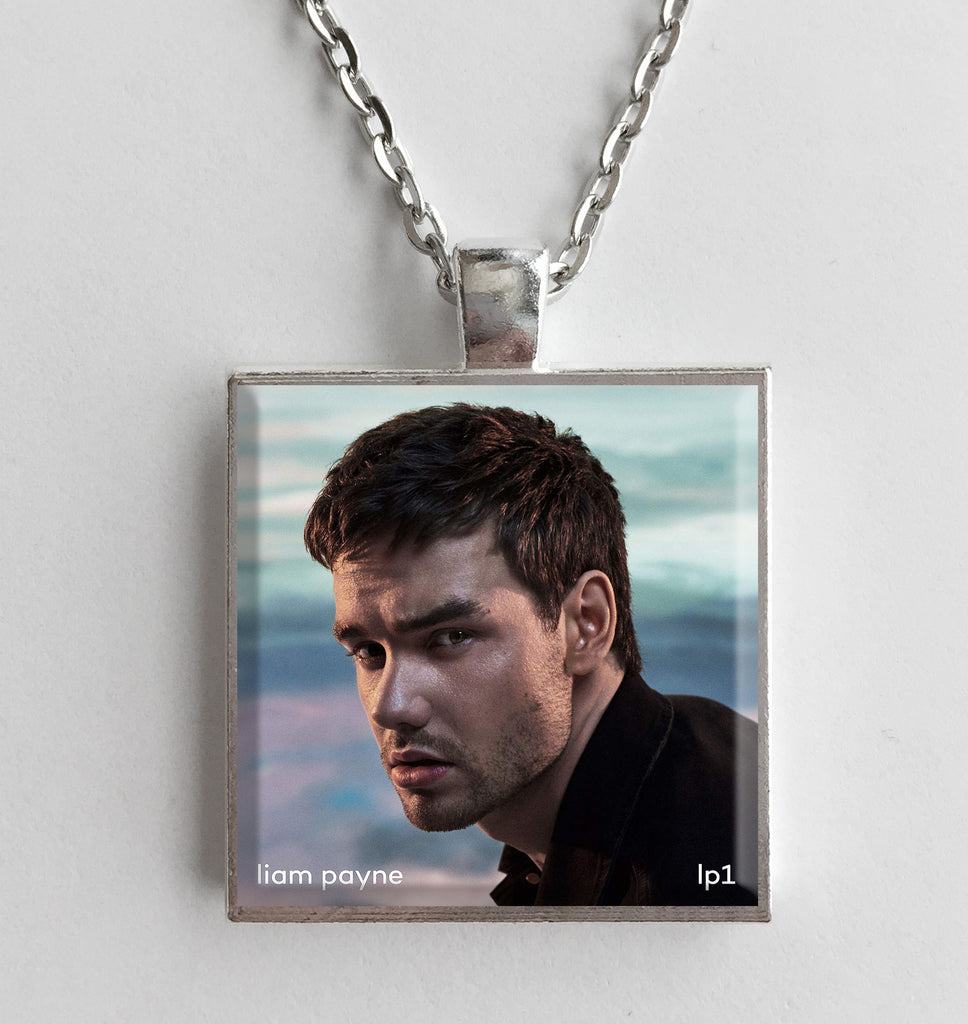 Liam Payne - lp1 - Album Cover Art Pendant Necklace - Hollee