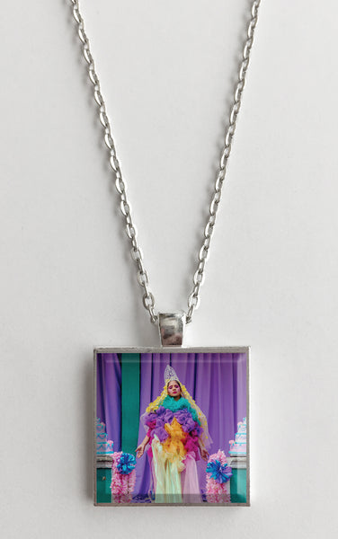 Lido Pimienta - Miss Colombia - Album Cover Art Pendant Necklace