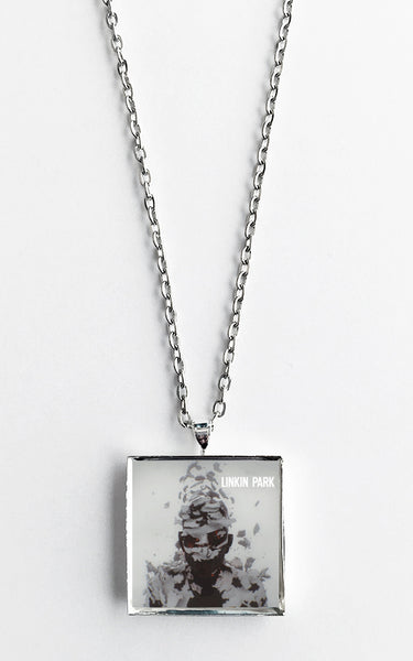 Linkin Park - Living Things - Album Cover Art Pendant Necklace - Hollee