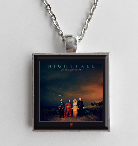 Little Big Town - Nightfall - Album Cover Art Pendant Necklace - Hollee