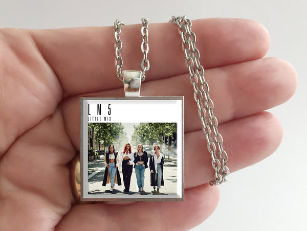 Little Mix - LM5 - Album Cover Art Pendant Necklace - Hollee