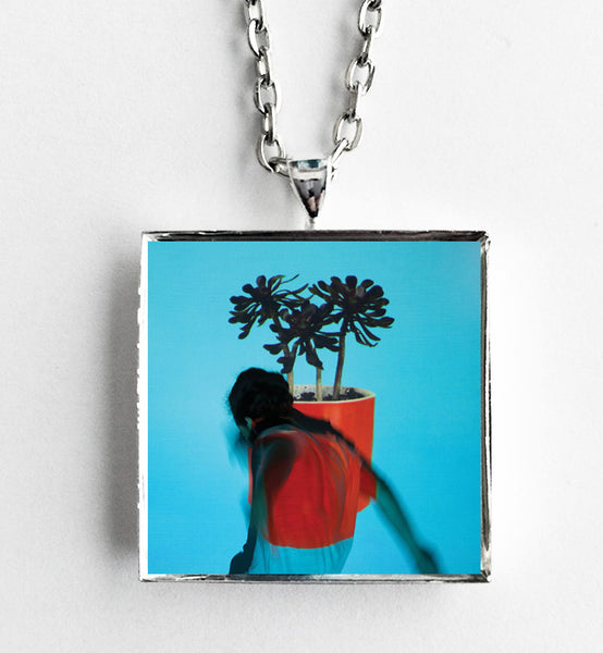 Local Natives - Sunlit Youth - Album Cover Art Pendant Necklace - Hollee