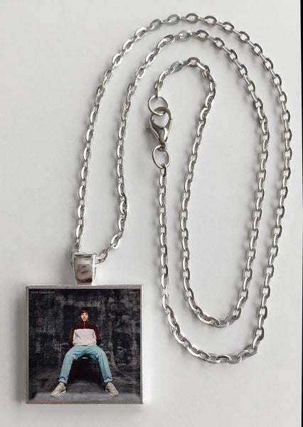 Louis Tomlinson - Walls - Album Cover Art Pendant Necklace - Hollee