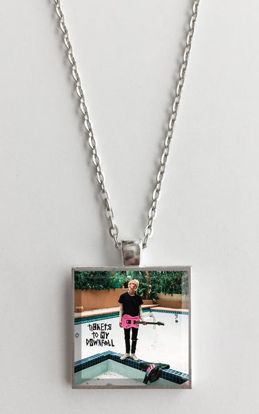 Machine Gun Kelly - Tickets to My Downfall - Album Cover Art Pendant Necklace
