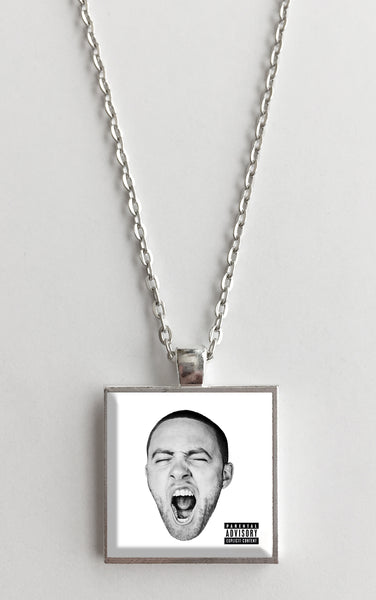 Mac Miller - GO:OD AM - Album Cover Art Pendant Necklace - Hollee