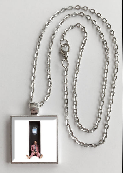 Mac Miller - Swimming - Album Cover Art Pendant Necklace - Hollee