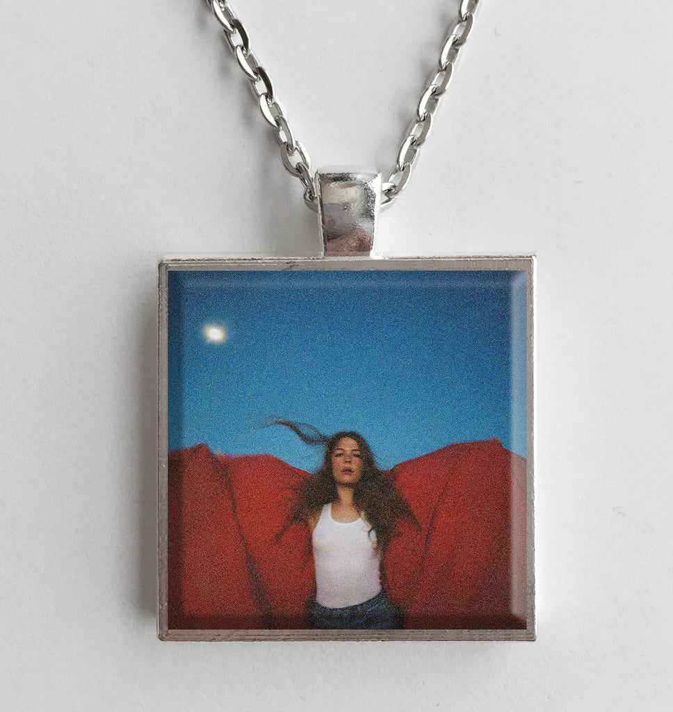 Maggie Rogers - Heard It In a Past Life  - Album Cover Art Pendant Necklace - Hollee
