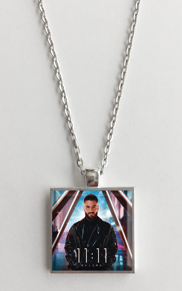 Maluma - 11:11 - Album Cover Art Pendant Necklace - Hollee