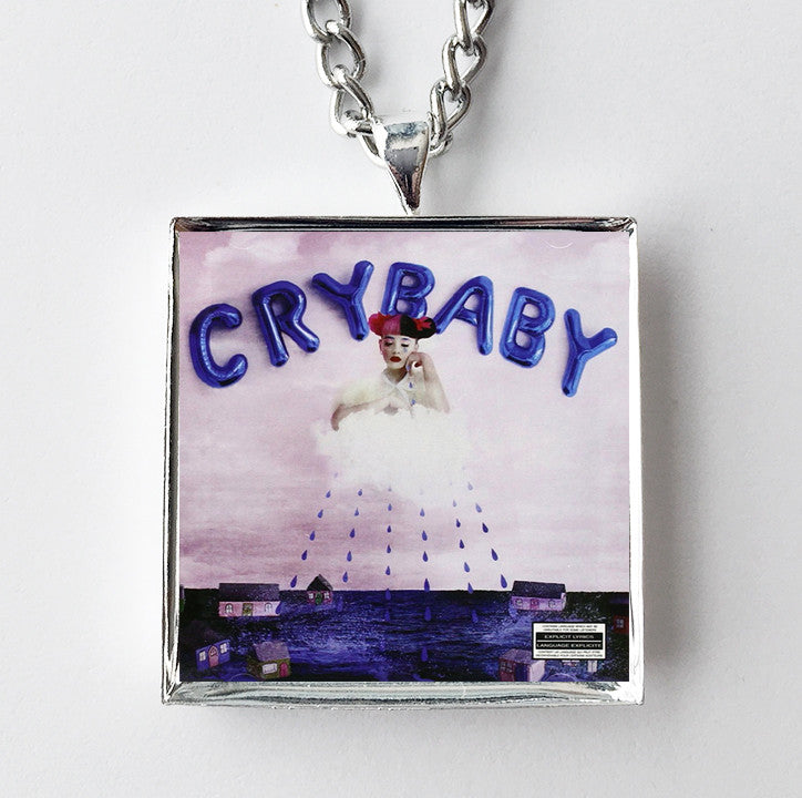 Melanie Martinez - Cry Baby - Album Cover Art Pendant Necklace - Hollee