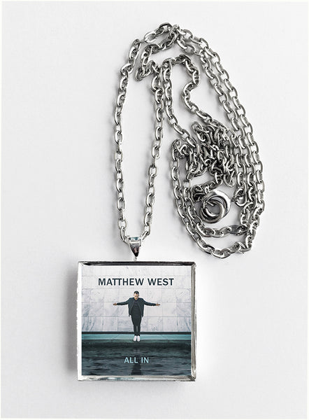Matthew West - All In - Album Cover Art Pendant Necklace - Hollee
