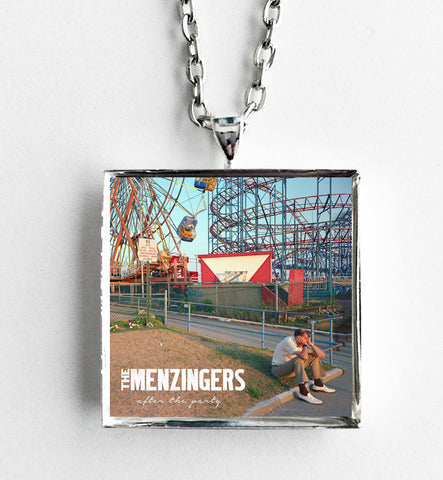 The Menzingers - After the Party - Album Cover Art Pendant Necklace - Hollee