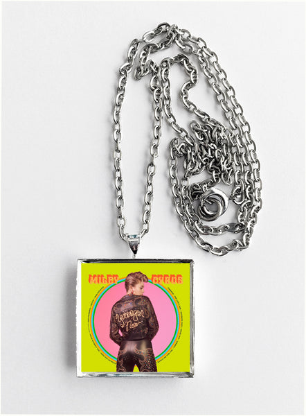 Miley Cyrus - Younger Now - Album Cover Art Pendant Necklace