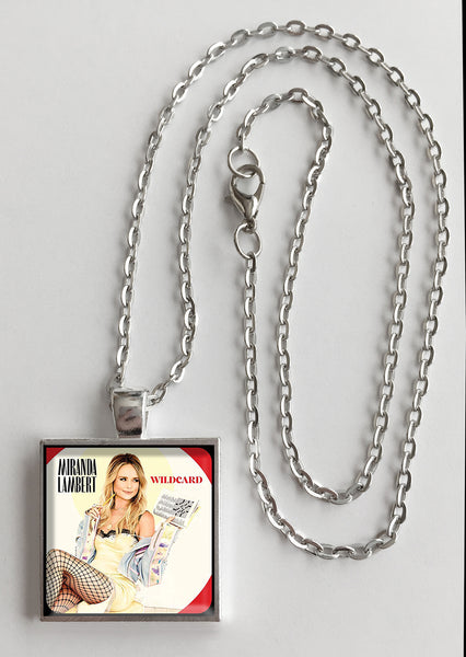 Miranda Lambert - Wildcard - Album Cover Art Pendant Necklace - Hollee