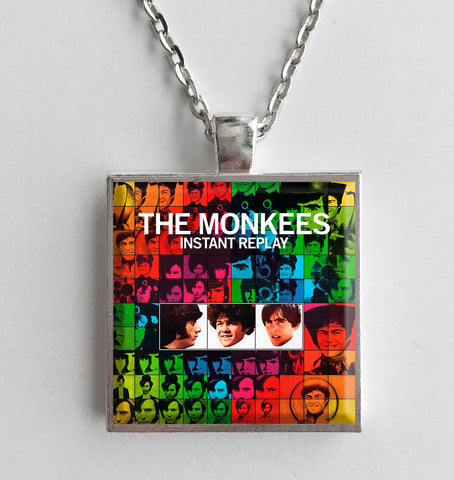 The Monkees - Instant Replay - Album Cover Art Pendant Necklace - Hollee