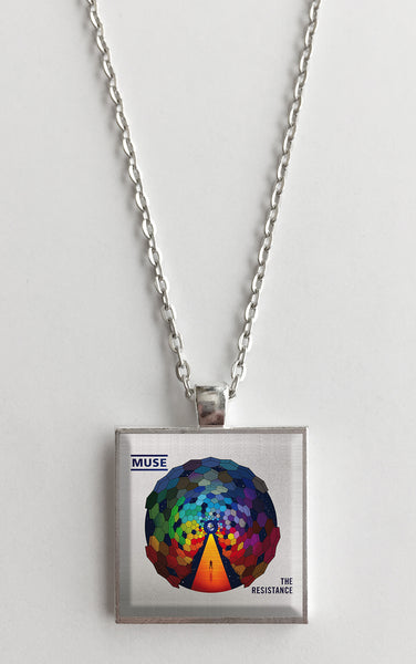 Muse - The Resistance - Album Cover Art Pendant Necklace - Hollee