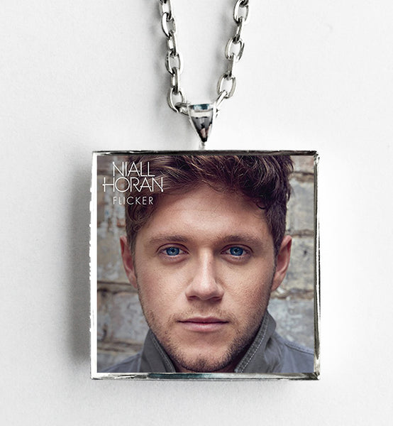 Niall Horan - Flicker - Album Cover Art Pendant Necklace - Hollee