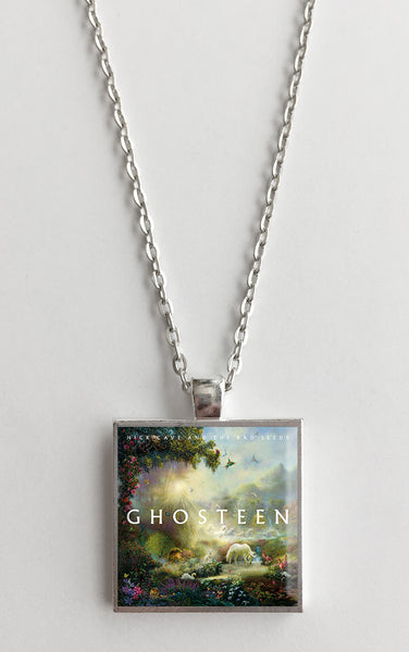 Nick Cave & The Bad Seeds - Ghosteen - Album Cover Art Pendant Necklace - Hollee
