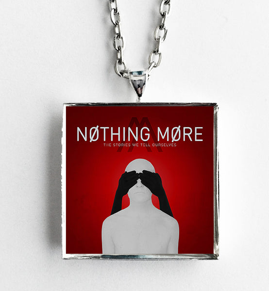 Nothing More - The Stories We Tell Ourselves - Album Cover Art Pendant Necklace