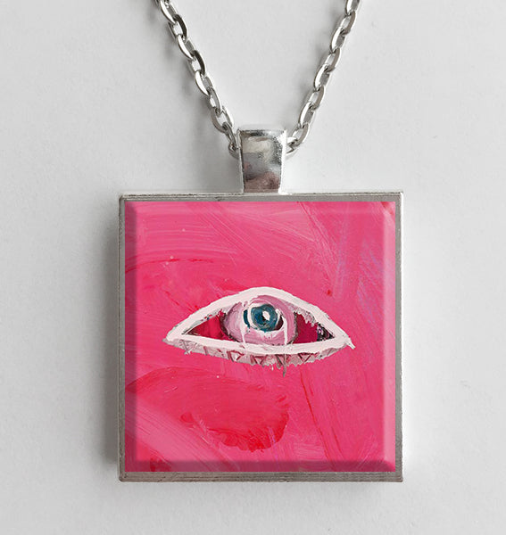 Of Monsters and Men - Fever Dream - Album Cover Art Pendant Necklace