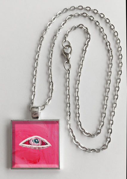 Of Monsters and Men - Fever Dream - Album Cover Art Pendant Necklace - Hollee