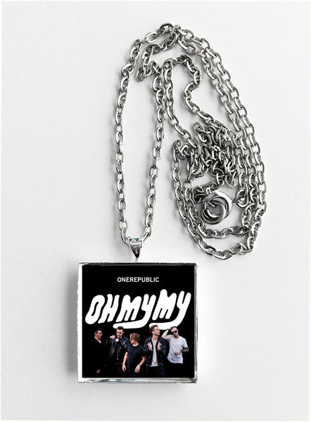 OneRepublic - Oh My My - Album Cover Art Pendant Necklace - Hollee