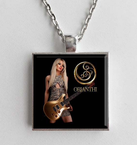 Orianthi - O - Album Cover Art Pendant Necklace