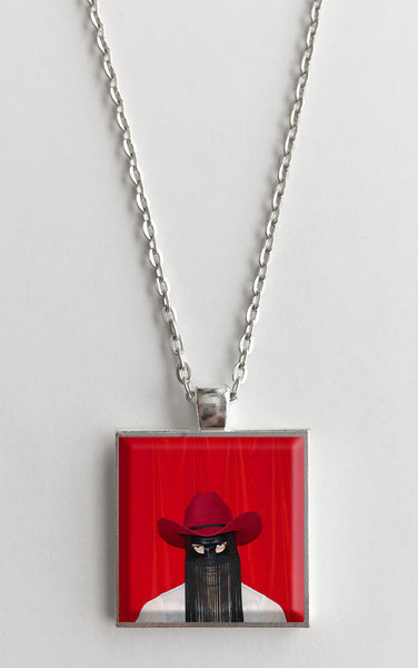 Orville Peck - Pony - Album Cover Art Pendant Necklace - Hollee
